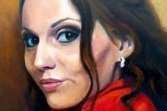 11. Портрет (холст, масло)
