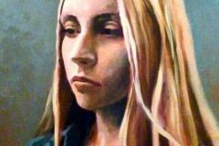 9. Портрет (холст, масло)