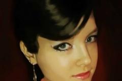 10. Портрет (цифровая живопись)